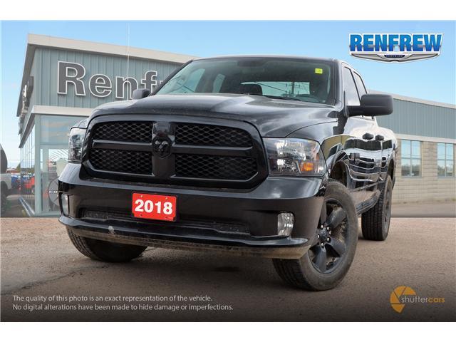 2018 RAM 1500 ST (Stk: J167A) in Renfrew - Image 1 of 20
