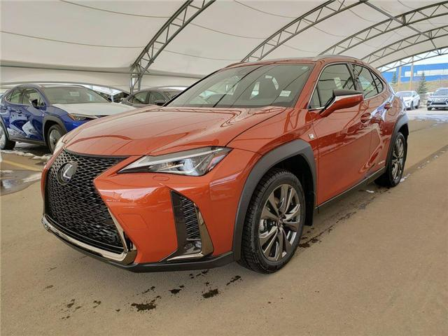 2019 Lexus UX 250h Base (Stk: L19456) in Calgary - Image 2 of 5