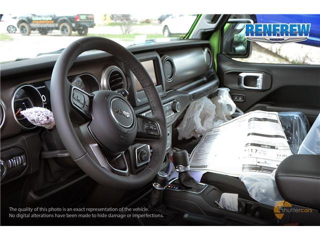 2019 Jeep Wrangler Unlimited Sport (Stk: K220) in Renfrew - Image 8 of 20