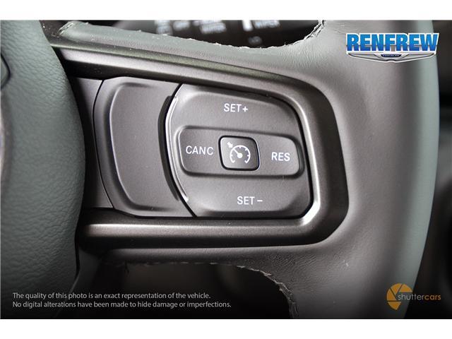 2019 Jeep Wrangler Unlimited Sport (Stk: K220) in Renfrew - Image 19 of 20