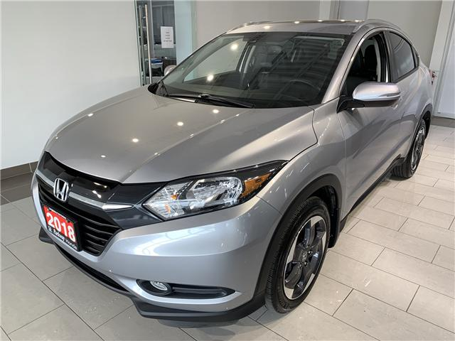 2018 Honda HR-V EX-L (Stk: 16153A) in North York - Image 1 of 14
