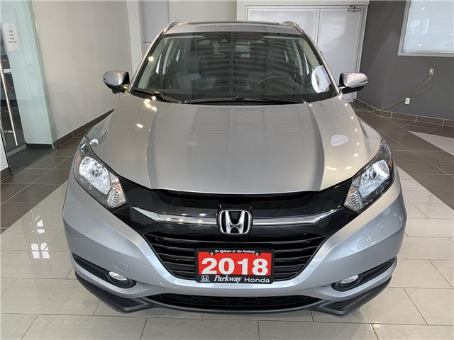 2018 Honda HR-V EX-L (Stk: 16153A) in North York - Image 2 of 14