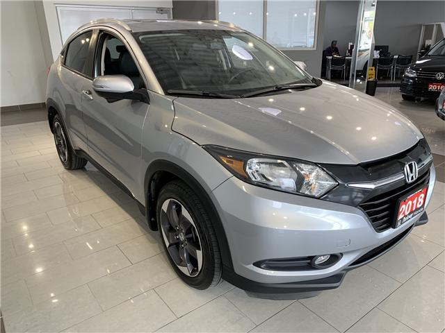 2018 Honda HR-V EX-L (Stk: 16153A) in North York - Image 3 of 14