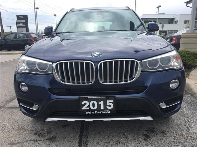 2015 BMW X3 xDrive28i (Stk: 1662W) in Oakville - Image 3 of 30