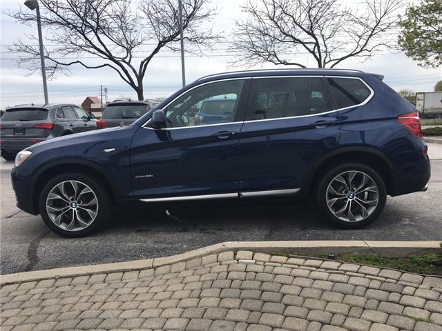 2015 BMW X3 xDrive28i (Stk: 1662W) in Oakville - Image 5 of 30