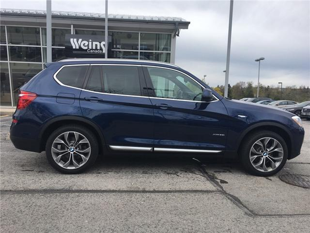 2015 BMW X3 xDrive28i (Stk: 1662W) in Oakville - Image 9 of 30