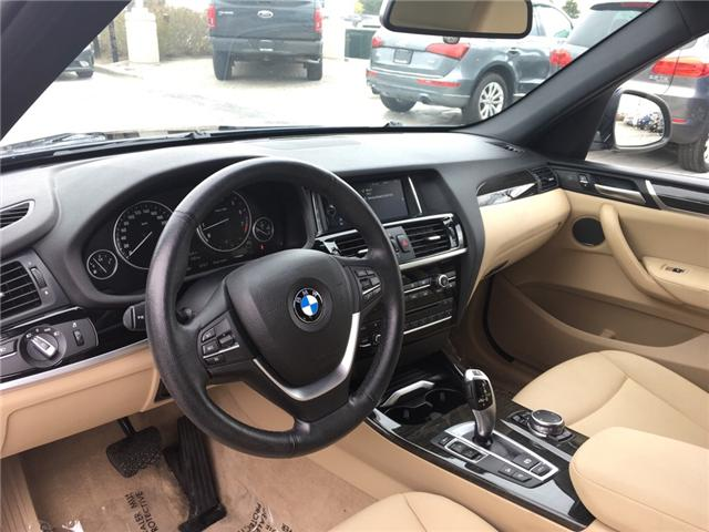 2015 BMW X3 xDrive28i (Stk: 1662W) in Oakville - Image 18 of 30