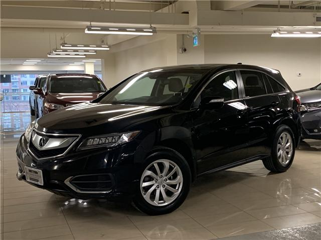 2017 Acura RDX Tech (Stk: M12606A) in Toronto - Image 1 of 30