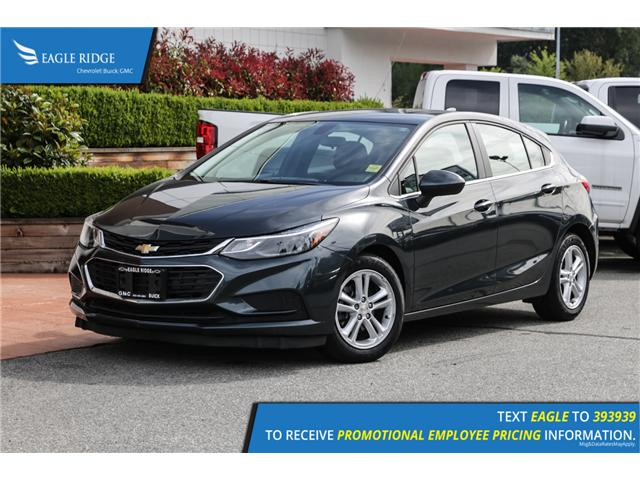 2017 Chevrolet Cruze Hatch LT Auto (Stk: 170401) in Coquitlam - Image 1 of 15