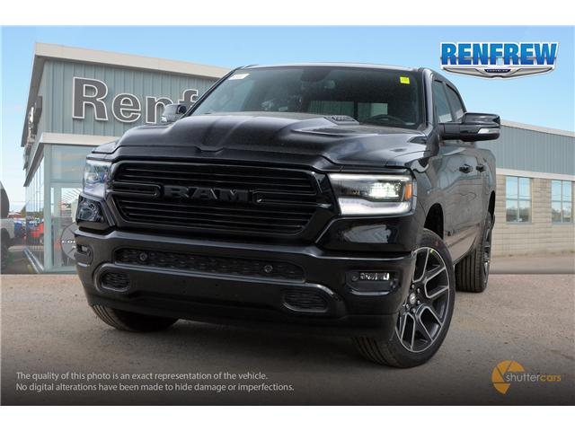 2019 RAM 1500 Sport (Stk: K228) in Renfrew - Image 1 of 19