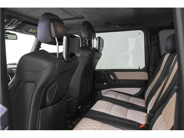 2013 Mercedes-Benz G-Class Base (Stk: UC1472) in Calgary - Image 20 of 26
