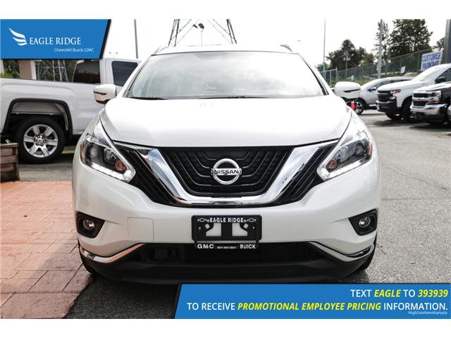 2018 Nissan Murano SV (Stk: 189473) in Coquitlam - Image 2 of 18