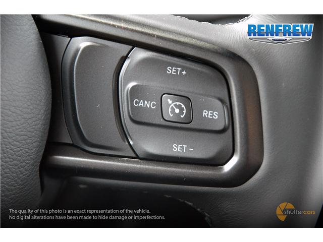 2019 Jeep Wrangler Unlimited Sport (Stk: K229) in Renfrew - Image 20 of 20