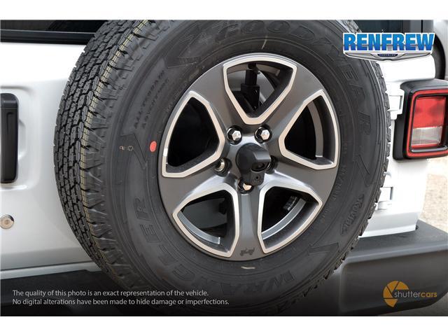 2019 Jeep Wrangler Unlimited Sport (Stk: K230) in Renfrew - Image 5 of 20