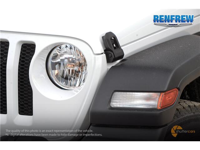 2019 Jeep Wrangler Unlimited Sport (Stk: K230) in Renfrew - Image 7 of 20