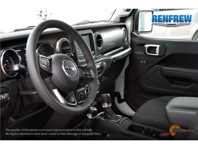 2019 Jeep Wrangler Unlimited Sport (Stk: K230) in Renfrew - Image 9 of 20