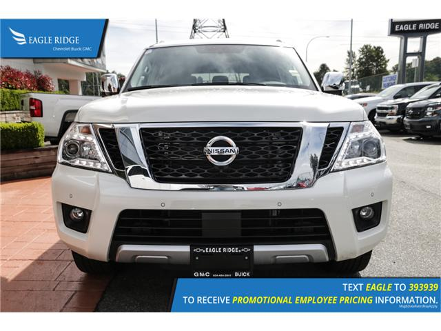 2018 Nissan Armada SL (Stk: 189505) in Coquitlam - Image 2 of 20