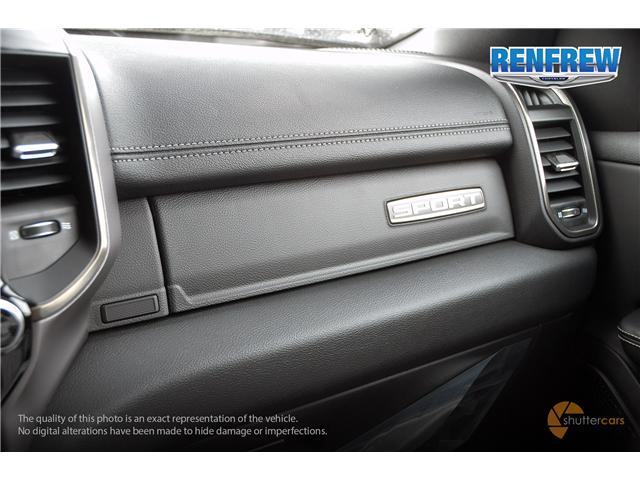 2019 RAM 1500 Rebel (Stk: K228) in Renfrew - Image 18 of 20