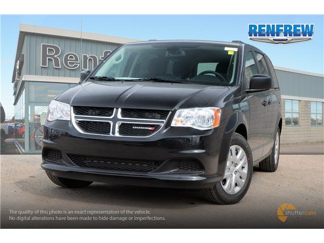 2019 Dodge Grand Caravan CVP/SXT (Stk: K232) in Renfrew - Image 1 of 20