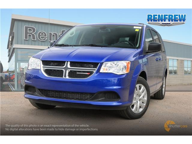 2019 Dodge Grand Caravan CVP/SXT (Stk: K233) in Renfrew - Image 1 of 20