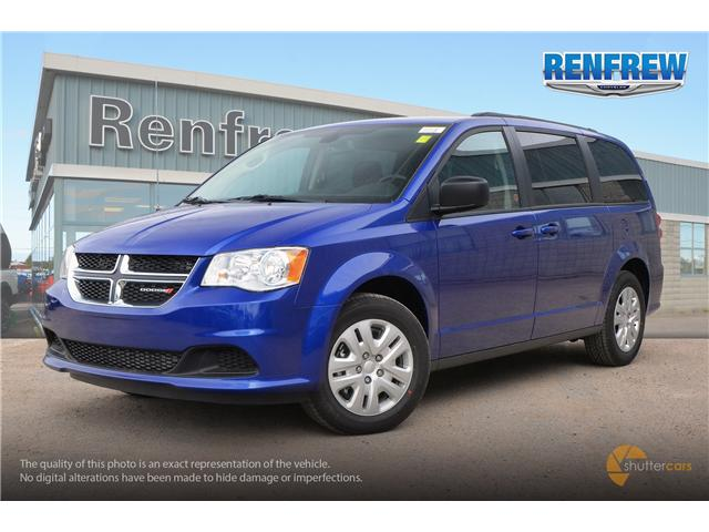 2019 Dodge Grand Caravan CVP/SXT (Stk: K233) in Renfrew - Image 2 of 20