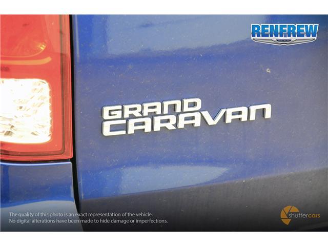 2019 Dodge Grand Caravan CVP/SXT (Stk: K233) in Renfrew - Image 5 of 20