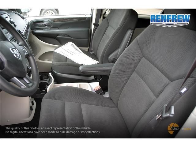 2019 Dodge Grand Caravan CVP/SXT (Stk: K233) in Renfrew - Image 10 of 20