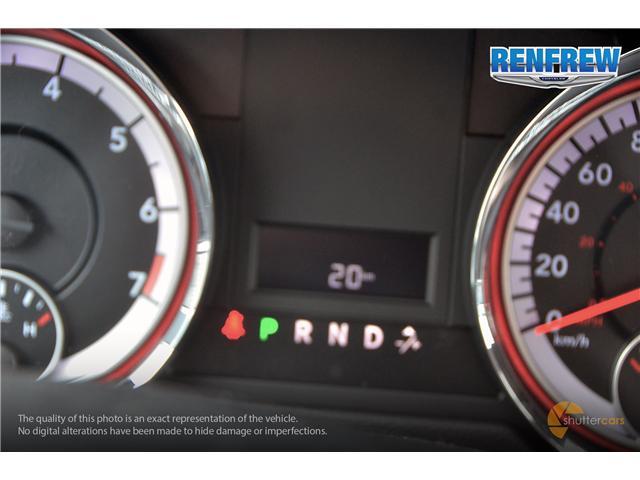 2019 Dodge Grand Caravan CVP/SXT (Stk: K233) in Renfrew - Image 12 of 20