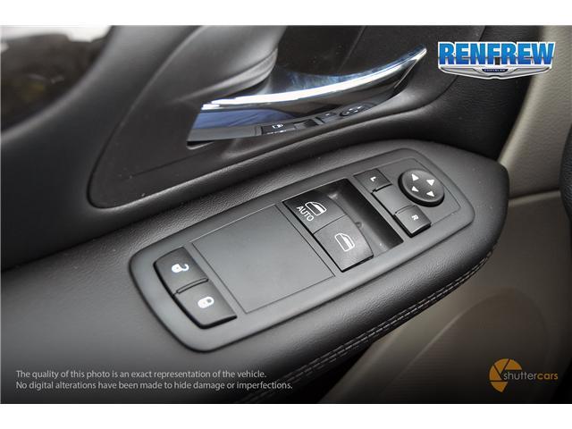 2019 Dodge Grand Caravan CVP/SXT (Stk: K233) in Renfrew - Image 19 of 20