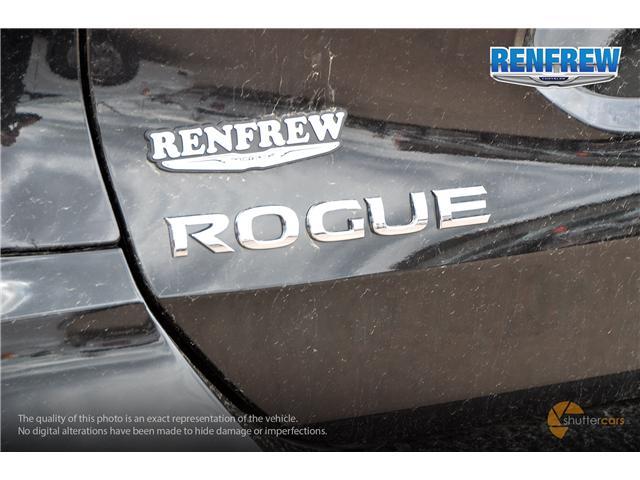 2017 Nissan Rogue S (Stk: P1645) in Renfrew - Image 5 of 20