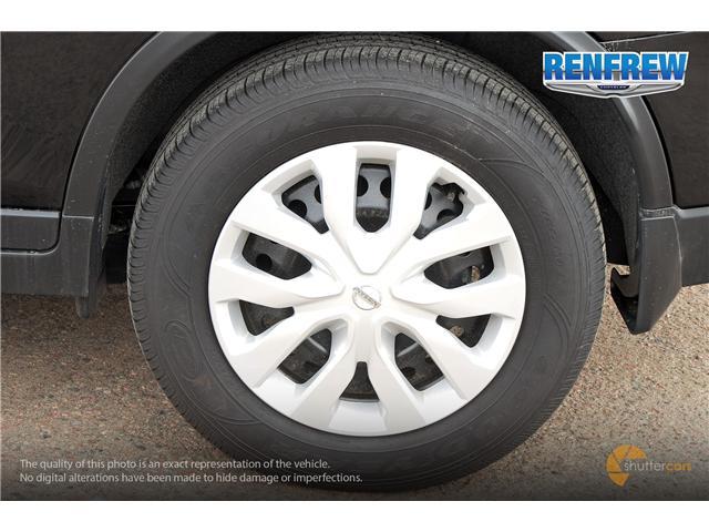 2017 Nissan Rogue S (Stk: P1645) in Renfrew - Image 6 of 20