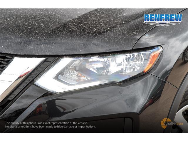 2017 Nissan Rogue S (Stk: P1645) in Renfrew - Image 7 of 20