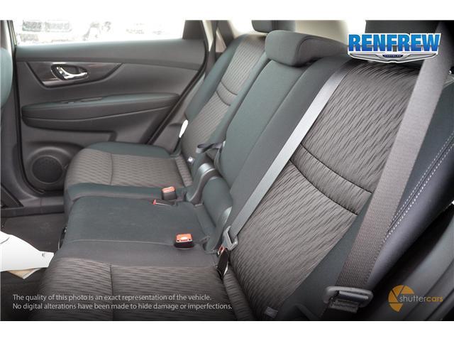 2017 Nissan Rogue S (Stk: P1645) in Renfrew - Image 8 of 20