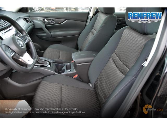 2017 Nissan Rogue S (Stk: P1645) in Renfrew - Image 10 of 20