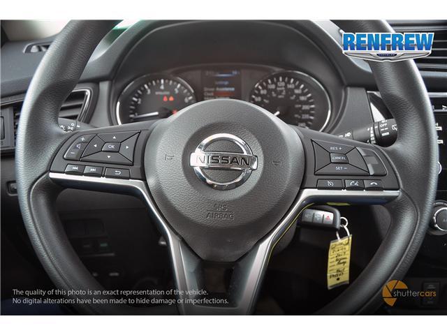 2017 Nissan Rogue S (Stk: P1645) in Renfrew - Image 11 of 20