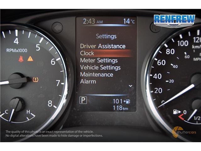 2017 Nissan Rogue S (Stk: P1645) in Renfrew - Image 12 of 20