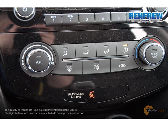 2017 Nissan Rogue S (Stk: P1645) in Renfrew - Image 15 of 20
