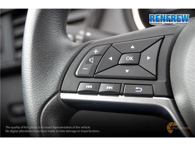 2017 Nissan Rogue S (Stk: P1645) in Renfrew - Image 18 of 20