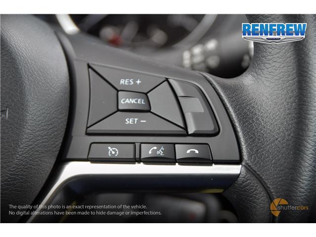 2017 Nissan Rogue S (Stk: P1645) in Renfrew - Image 19 of 20