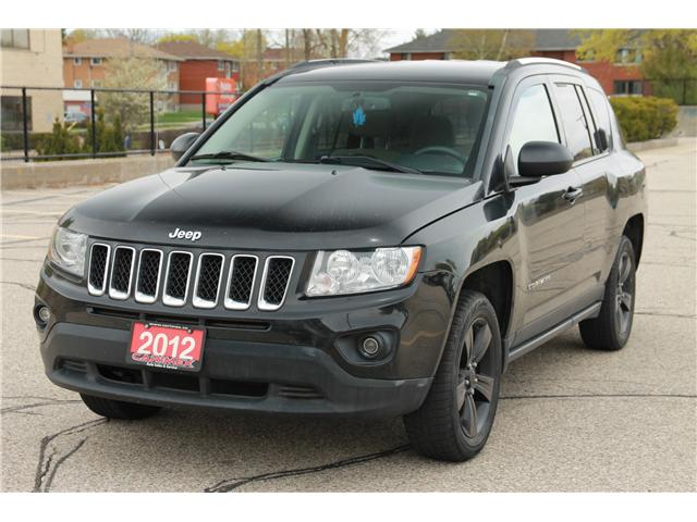 2012 Jeep Compass Sport/North (Stk: 1801034) in Waterloo - Image 1 of 21