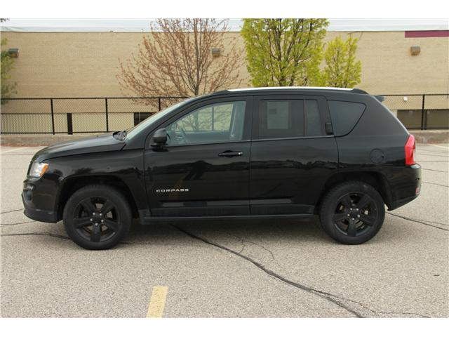 2012 Jeep Compass Sport/North (Stk: 1801034) in Waterloo - Image 2 of 21