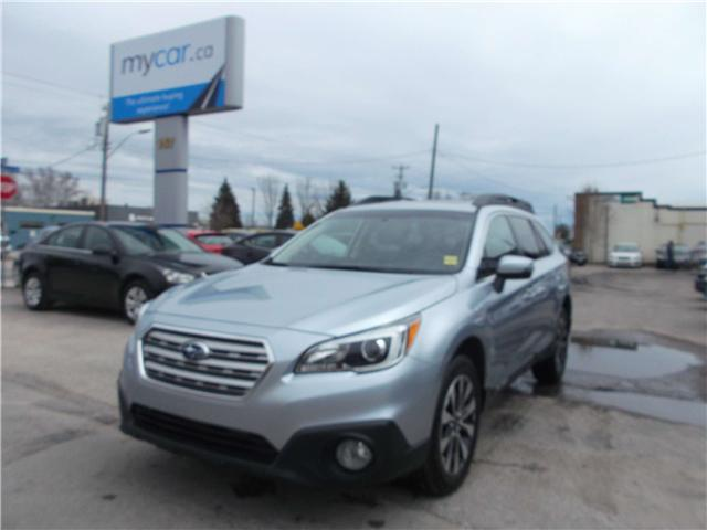 2016 Subaru Outback 3.6R Limited Package (Stk: 190182) in North Bay - Image 2 of 13