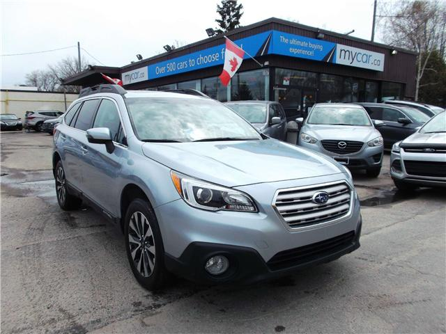 2016 Subaru Outback 3.6R Limited Package (Stk: 190182) in North Bay - Image 1 of 13