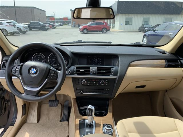 2012 BMW X3 xDrive35i (Stk: CL975269) in Sarnia - Image 11 of 17
