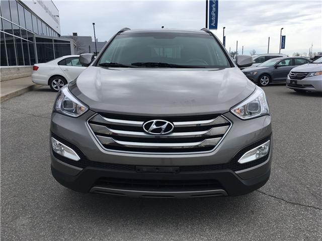 2016 Hyundai Santa Fe Sport 2.4 Base (Stk: 16-34401JB) in Barrie - Image 2 of 27