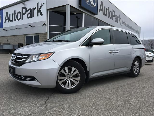 2014 Honda Odyssey EX-L (Stk: 14-04976T) in Barrie - Image 1 of 24