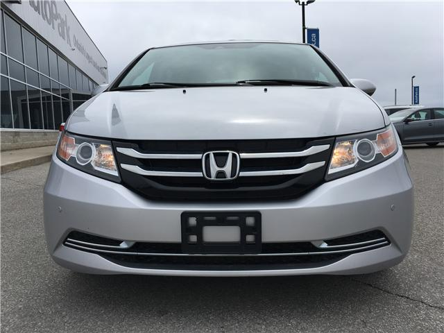 2014 Honda Odyssey EX-L (Stk: 14-04976T) in Barrie - Image 2 of 24