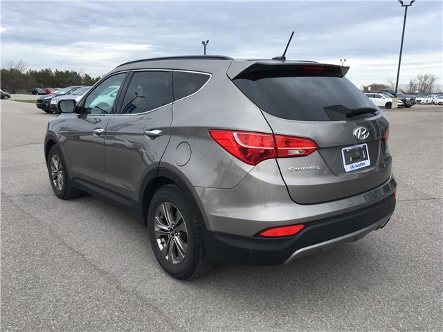 2016 Hyundai Santa Fe Sport 2.4 Base (Stk: 16-34401JB) in Barrie - Image 7 of 27