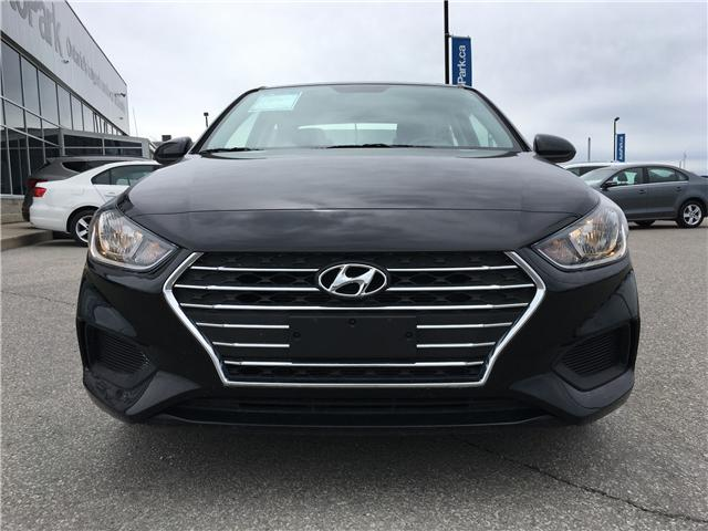 2019 Hyundai Accent Preferred (Stk: 19-52654RJB) in Barrie - Image 2 of 27