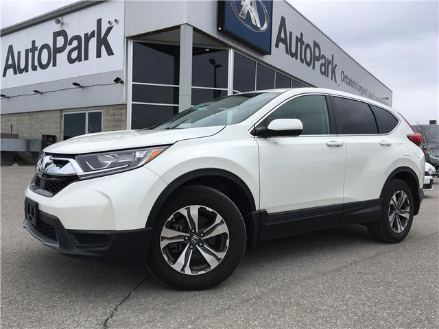 2018 Honda CR-V LX (Stk: 18-05376rjb) in Barrie - Image 1 of 28